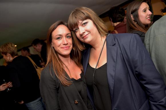 40. Aurélie Moreau et Reine Roussel (EFAP)