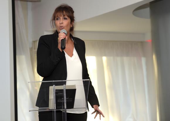 4. Emmanuelle Baruch, directrice du développement et de la communication du groupe EDH