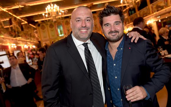 41. Philippe Bernachon et Sébastien Bouillet