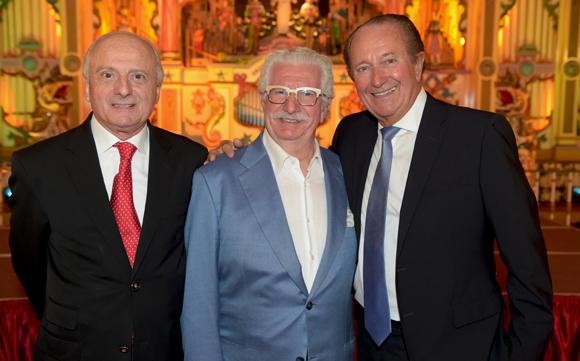 49. Pierre Orsi, Jacky Marguin et Roger Jaloux, les 3 premiers apprentis de Monsieur Paul