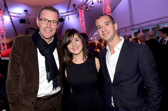5. Eric Maubant (Sonepar), Agnès Aspord et Brice Roumejon (Adim)