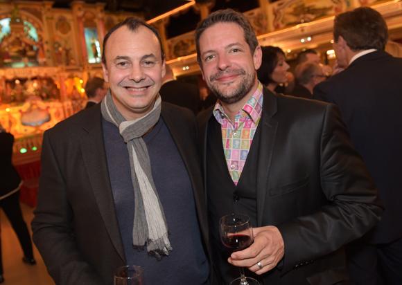 53. Le chef Christophe Roure (9ème Art) et Arnaud Bernollin (Cuisine Bernollin)