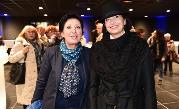 9. Chantal Porte (La Strada) et Nathalie Gouillon (Loden Boutique)