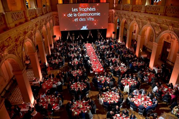 Thierry Marx, guest star des Trophées 2015 de la Gastronomie et des Vins
