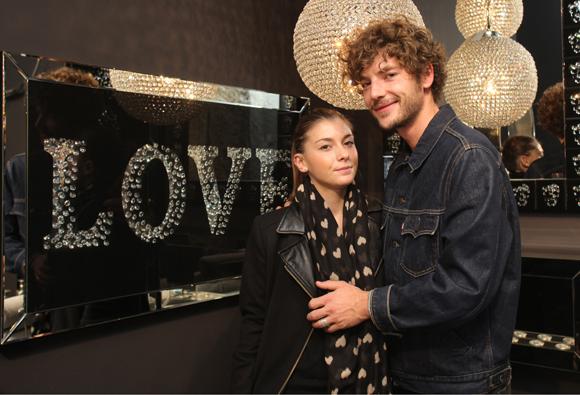10. Claudia Carilli et Jean-Baptiste Champeimont (Sandro)