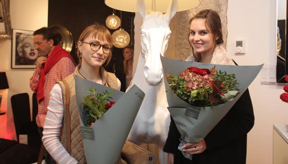 11. Stéphanie Bourlion (Blog Louisegrenadine) et Marie Erkel (Blog, Picamour)
