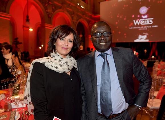 12. Sonia Philippot (Jeïto Bijoux) et Laye Diop (Marriott Hôtel)