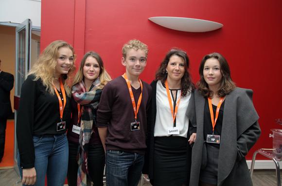 12. Eva Hamard, Ambre Cavicchioli, Ange Hamard, Sophie Bohé et Candice Cavicchioli