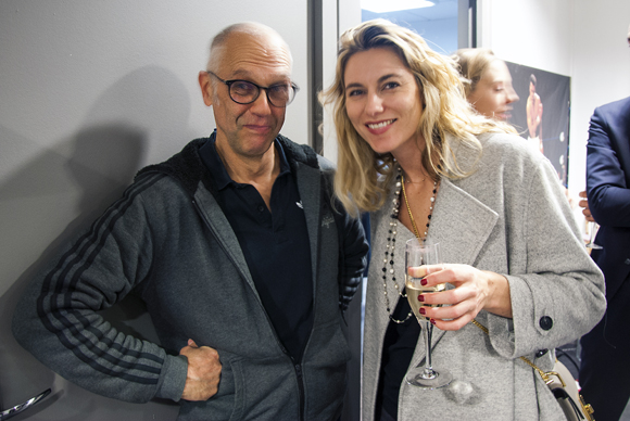 12. Gilles le Coffre (Sport'Domicil) et Candice Barbe (Madice)