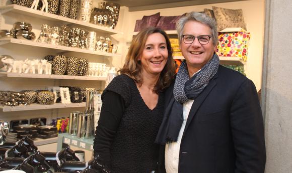 12. Anne Dewald (Lee Hecht Harrison) et Pierre Doucet (JFK Médias)