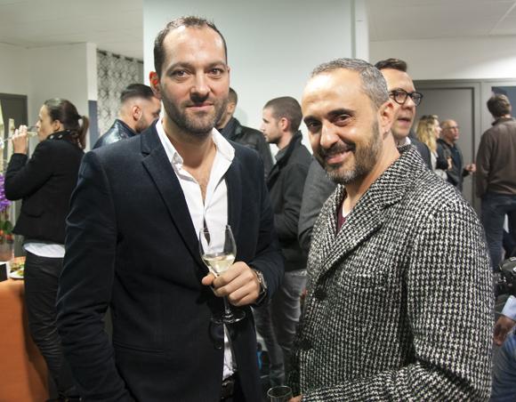 14. Guillaume Serret (Centre Porsche Lyon) et José Vincent (Saez)