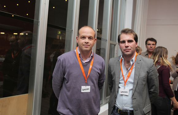 15. Laurent Petitjean (Alstom) et Marc Peysson (DCB International)