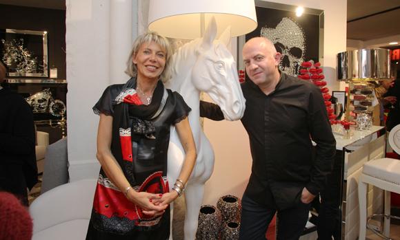 19. Sandrine Pouquine et Stéphane Langiert (Kare France)