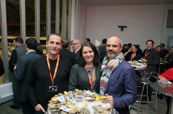 21. Vincent Decamps (Real Blue PM), Cécile Frappat (Ortho Partner) et Patrick Miton (Soho Architecture)