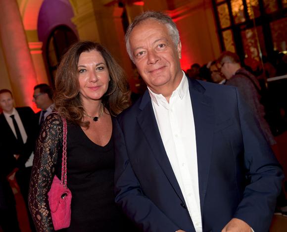 22. Caroline Auclair et Philippe Grillot (Lord Nelson)