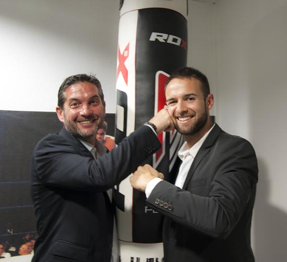 23. Emilien Jeannot (Entresport) et François Munoz (Garage Métropole)