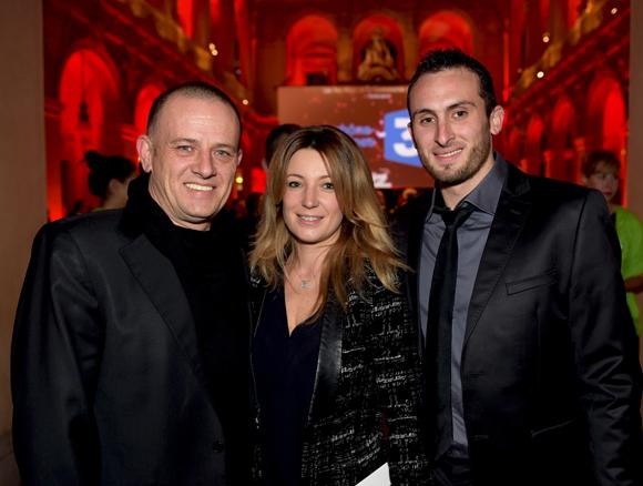 24. Maurizio Bullano, Gudule et Nicolas Bullano (Due)