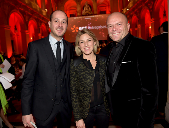 26. Samuel Campus (Victoria Hall), Julie Demont (Chapoutier) et Sébastien Le Guillou (Moreteau & Bonobo)