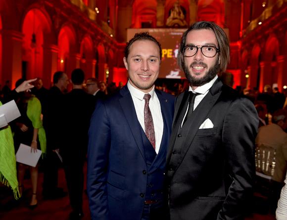 27. Philippe Billon (Moreteau) et Sébastien Chautemps (Restaurant 2ème Akte)