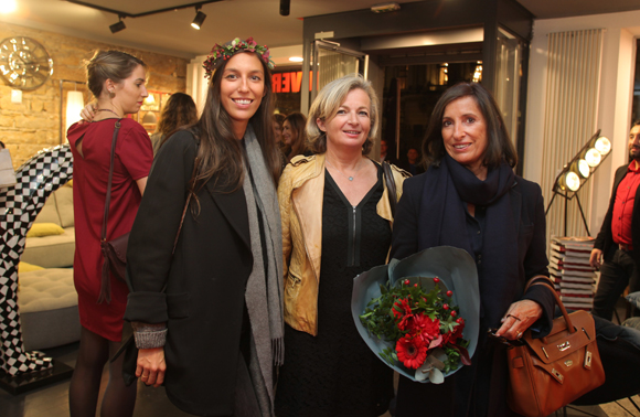 30. Hortense Morel, Patricia Legoff (A Propos Médiation) et Christine Morel