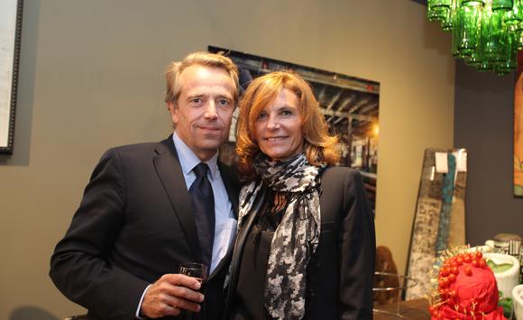 31. Philippe Caron (Patton) et Nathalie Cot (Cot Contemporain)