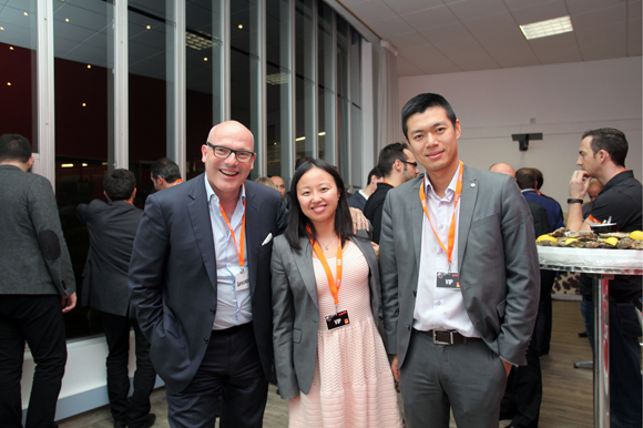 4. Didier Caudard-Breille (DCB), Jia Ma et Yecheng Cao (Bank Of China)
