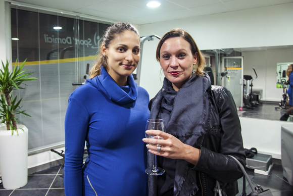5. Sophia (Entresport) et Tatiana