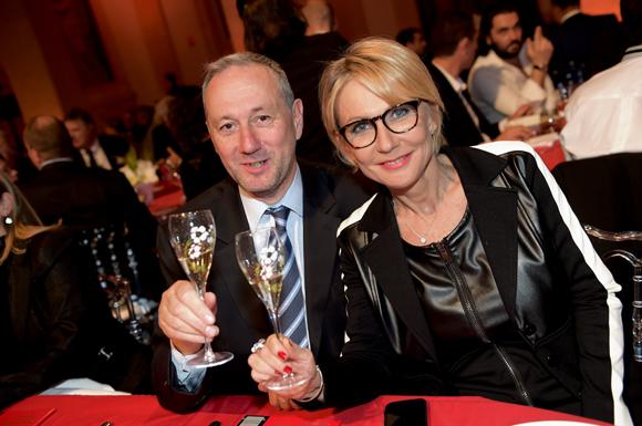 65. Jean-Michel Wetsch (Société Ricard) et Odile Mattei (France 3)