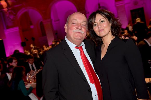 77. Paul-Etienne Carillon, président Acnis International et Sonia Philippot (Jeïto Bijoux)
