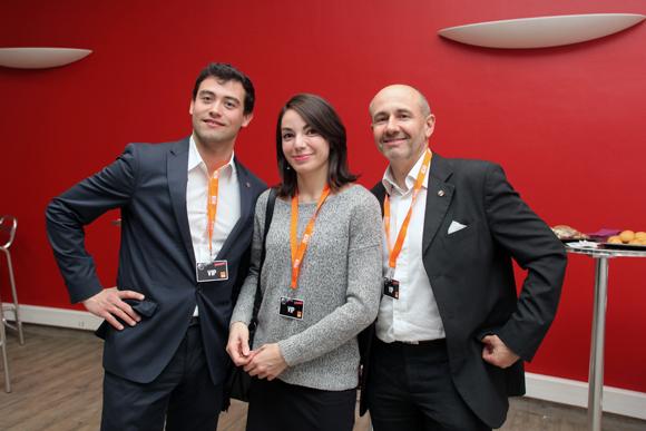 8. Clément Charlieu, Claire Dubuis et Stéphane Quin (World Trade Center Lyon)