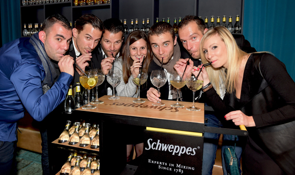 Heritage by Schweppes