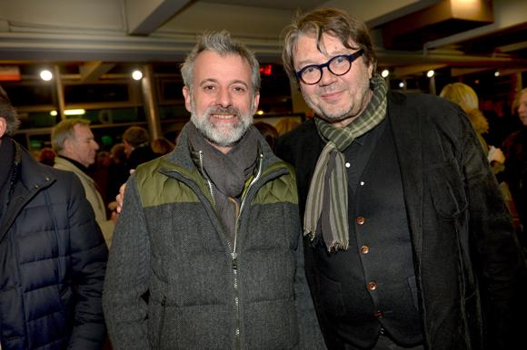 10. Mathieu Viannay (Mère Brazier) et Alain Vavro (Vavro Design)