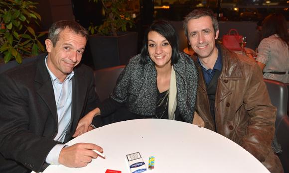 11. Denis, Adeline et Bertrand