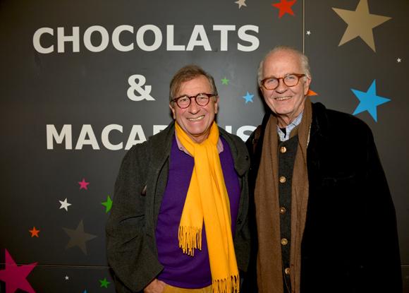 11. Jean-Paul Lacombe et Jean-Paul Pignol