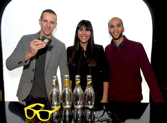 1. Vincent Wioloecher, Laetitia Sultan et Foued Kallaya (Flipbook Factory)
