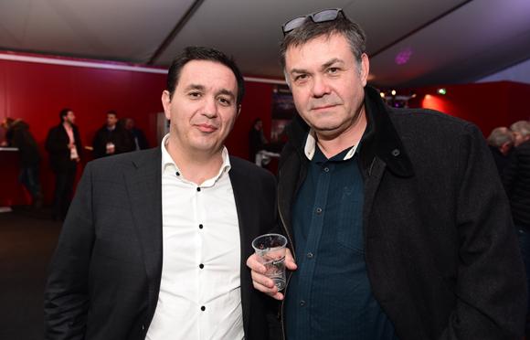 1. Eric Garcin et Daniel Benci (Pro Armature)