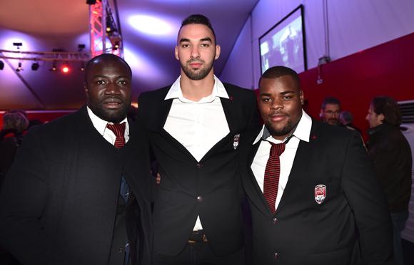 12. Nzi, Cerqueira et Mavinga (LOU Rugby)