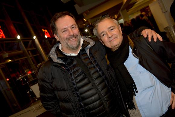 18. Bruno Bluntzer (Sibilia) et le photographe Michel Godet