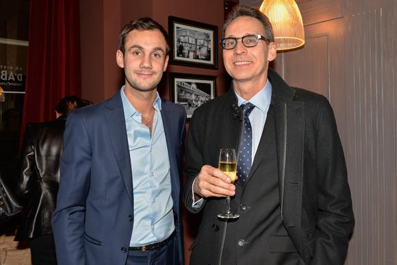 19. Lucas Florentin (nosbonsplatschezvous.com) et Pierrick Walch (Meeschaert)