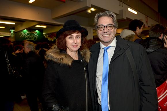 19. Agnès Benoit et Pierre Budimir (Ville de Lyon)