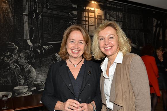 19. Catherine Appriou (Cap Conseil) et Valérie Billier Vourlat (Valimmo Gestion)