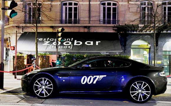 2. L'Aston Martens de 007