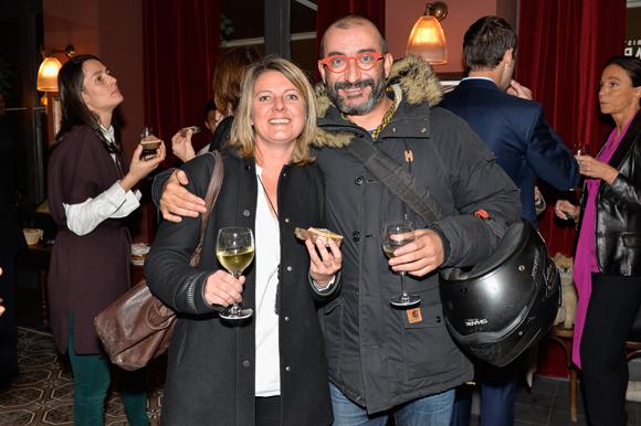 21. Ariane Treseler (Par-dessus L'market) et Gennaro Lopez (Genaro Studio)