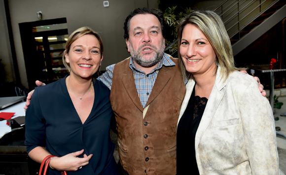 2. Amanda Clouzeau D'Hooghe (Concepteur Vendeur), Michel Chapoutier et Maitre Delphine Durand, Huissier de Justice de Valence