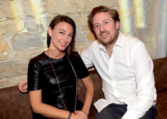21. Sylvie Coster (Cost'Event Hôtesses) et Grégoire Fressonnet (Le Club)