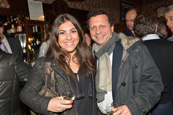22. Charly Cordenod (Yeswecom) et sa fille Joana