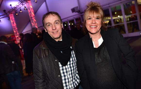23. Christian Favretto (Hôpital Jean Mermoz) et son épouse Marion (Swisslife)