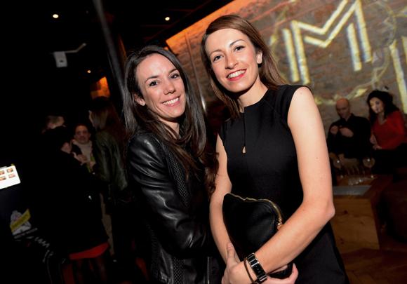 24. Clotilde Guenzi (Poney Club) et Hélène Hingant (Road House Café)