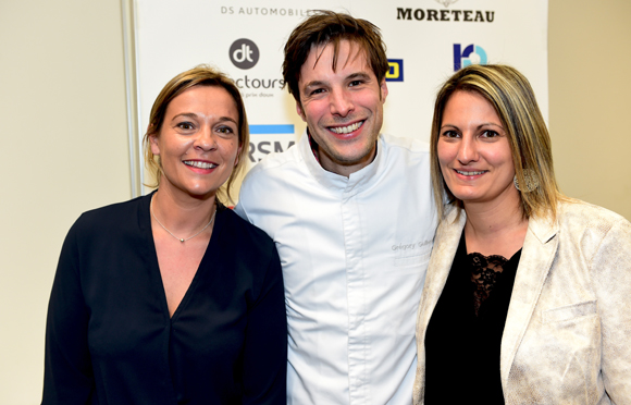 25. Amanda Clouzeau D'Hooghe (Concepteur Vendeur), Grégory Cuilleron et Maitre Delphine Durand, Huissier de Justice de Valence