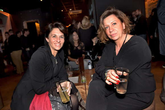 25. Sandra Figuera (Show-Room Déco) et Sandrine Michel Chambon (Ligne Vauzelle)
